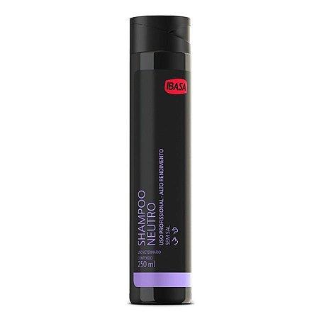 Shampoo Neutro Uso Profissional 250ml - Ibasa