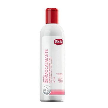Dermocalmante Shampoo 200ml Hidratação Da Pele - Ibasa