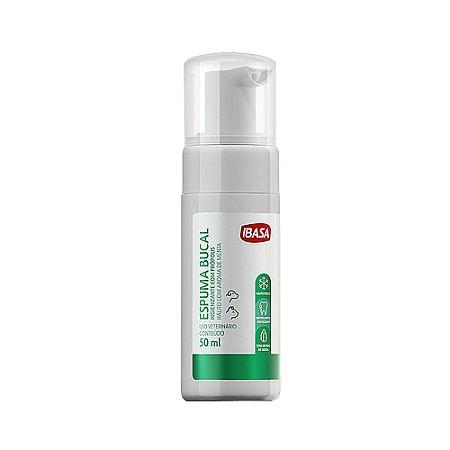 Espuma Bucal Higiene Oral 50ml - Ibasa