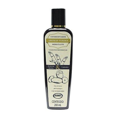 Condicionador Controle Oleosidade Aromas Verdes 200ml - Ecovet