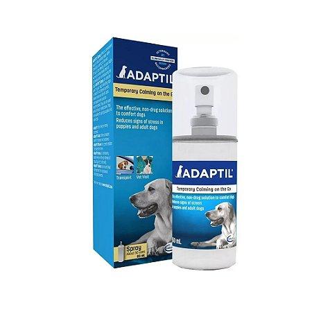 Adaptil Spray 60ml Auxilia na Adaptação dos Cães - Ceva