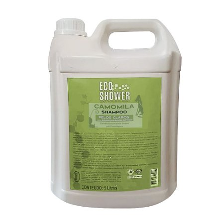 Shampoo Eco Shower Camomila 5L - Ecovet
