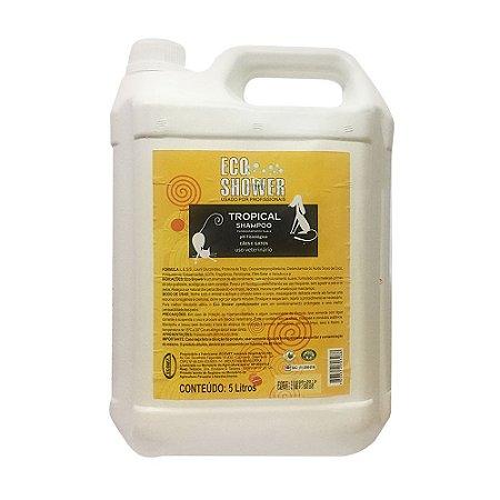 Shampoo Eco Shower Tropical 5L - Ecovet