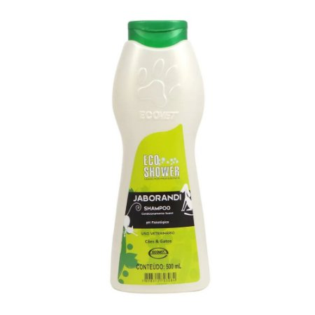 Shampoo Eco Shower Jaborandi 500ml - Ecovet