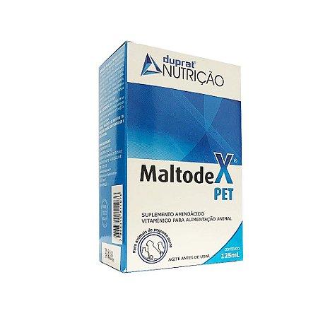 Suplemento Vitamínico Maltodex Pet 125ml - Duprat