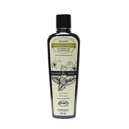 Shampoo Controle Oleosidade Aromas Verdes 350ml - Ecovet