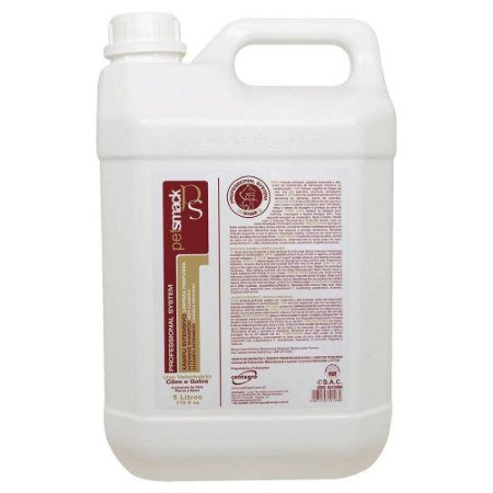 Shampoo Intensivo Limpeza profunda 5L - Pet Smack