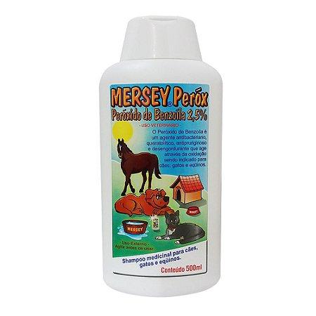 Shampoo Peróx 500ml - Mersey