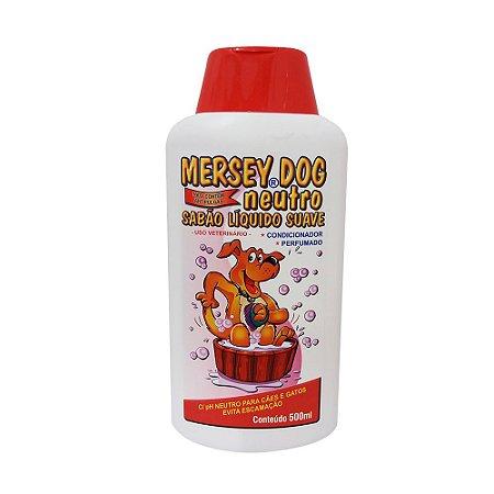 Sabão Líquido Condicionador Neutro 500ml - Mersey