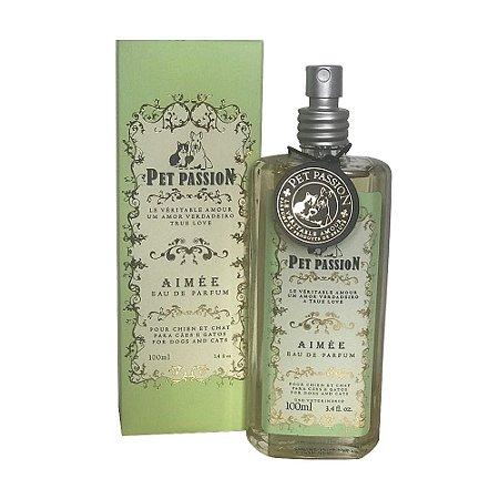 Perfume Aimeé Colônia 100ml - Pet Passion
