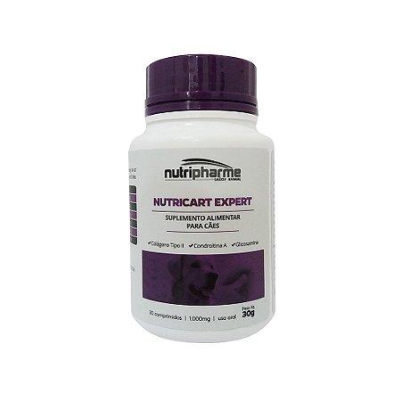 Suplemento Vitamínico Nutricart Expert 30 Cápsulas - Nutripharme