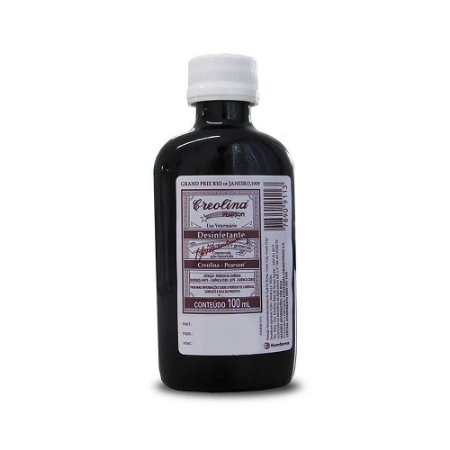 Desinfetante Creolina Pearson 100ml - Eurofarma
