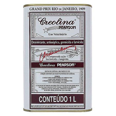 Desinfetante Creolina Pearson 1L - Eurofarma
