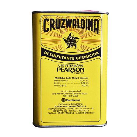 Desinfetante Creolina Cruzwaldina 1L - Eurofarma
