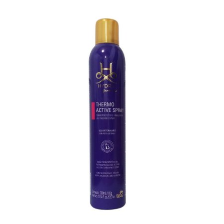 Hydra Thermo Active Spray Termoprotetor e Finalizador 300ml - Pet Society