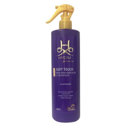 Hydra Soft Touch Spray Hidratante 500ml - Pet Society