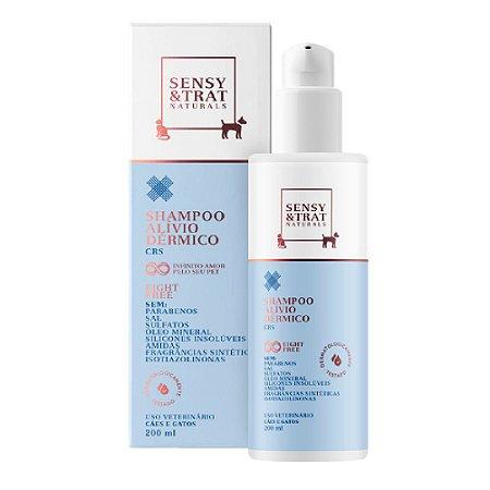 Sensy & Trat Shampoo Alívio Dérmico Hidratante 200ml - Centagro