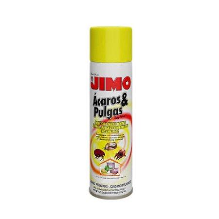Inseticida Para Ácaros & Pulgas Aerossol 300ml - Jimo