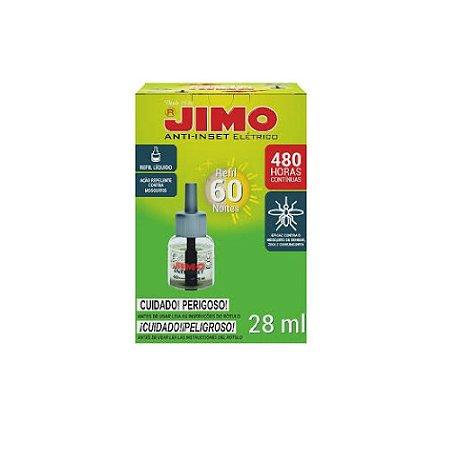 Anti-Inset Refil Líquido 60 Noites Mosquitos 28ml - Jimo