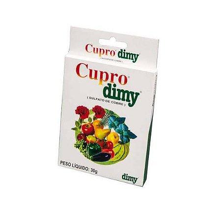 Fungicida Cupro Dimy 30g Sulfato De Cobre