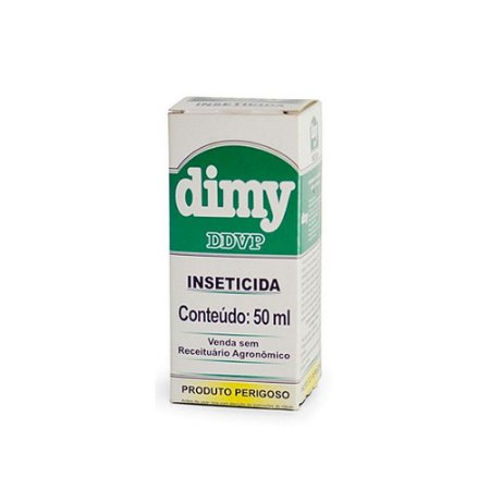 Inseticida DDVP 50ml - Dimy