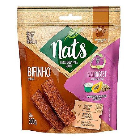 Snack Bifinho Natural NatDigest 300g - Nats