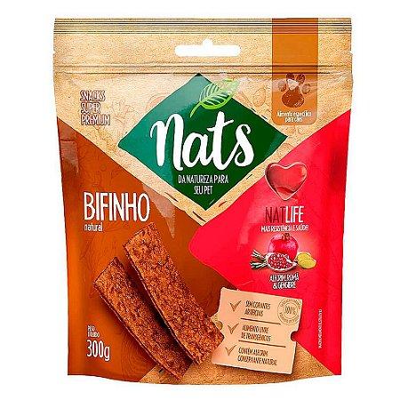 Snack Bifinho Natural NatLife 300g - Nats