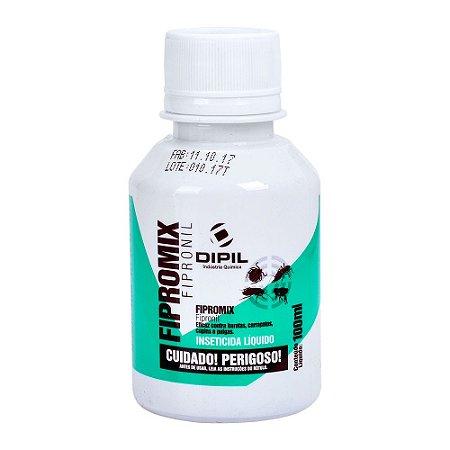 Fipromix Inseticida 100ml - Dipil