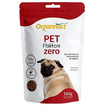 Suplemento Vitamínico Organnact Zero PALITOS 160G