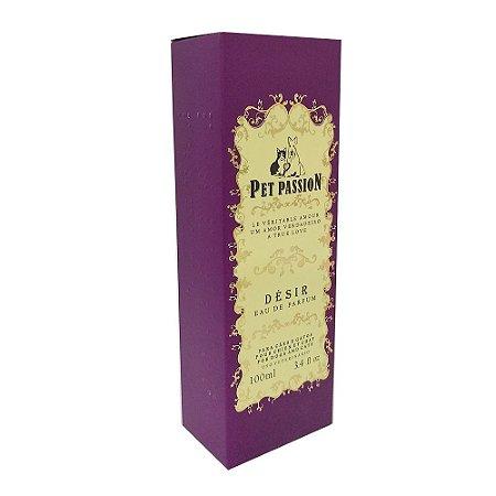 Perfume Pet Passion Desir 100ml Colônia