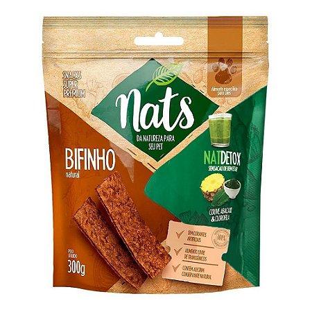 Snack Nats Bifinho Natural NatDetox 300g