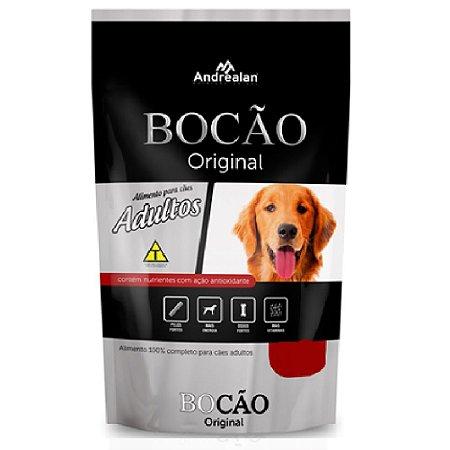 Ração Bocão Original para Cães Adultos 7Kg - ANDREALAN