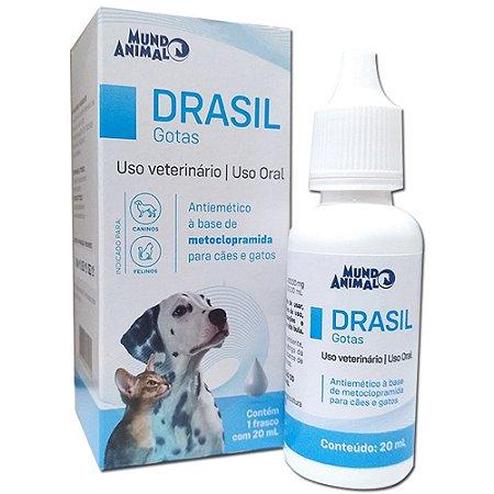 Drasil 20ml - Mundo Animal