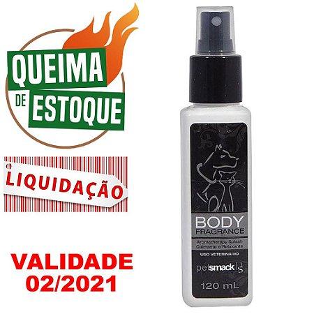 Splash Aromático Calmante Body Fragrance 120ml (Val.02/21)
