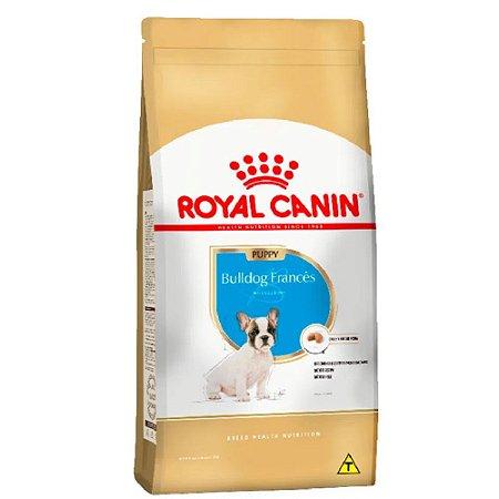 Ração Royal Canin Breeds Bulldog Francês Puppy 2,5kg