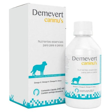 Demevert Caninus 240 ml  - Avert