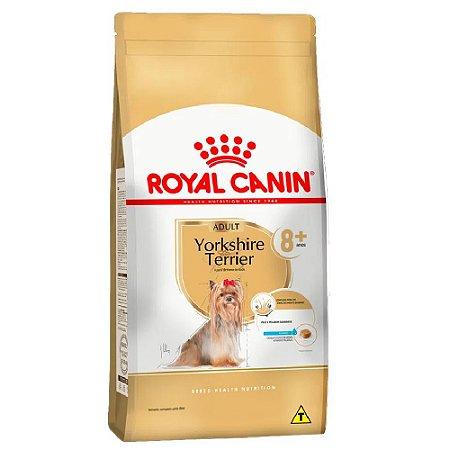 Ração Royal Canin Breeds Yorkshire Terrier Adult 8+ 2,5kg