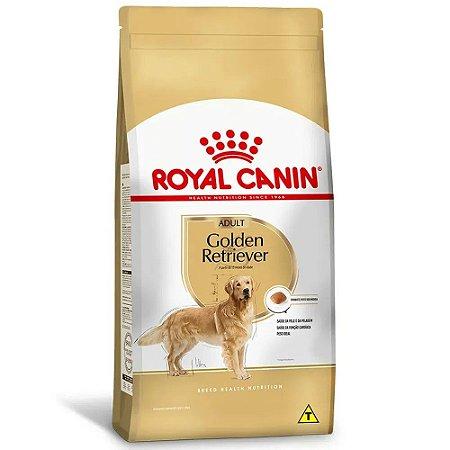 Ração Royal Canin Breeds Golden Retriever Adult 12kg