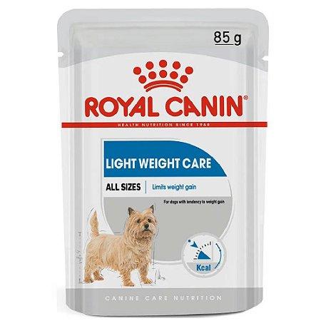 Ração Úmida Royal Canin Light Weight Cães Com Tendência ao Sobrepeso 85g