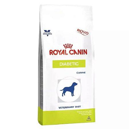 Ração Royal Canin Veterinary Diet Cães Diabetic 1,5kg