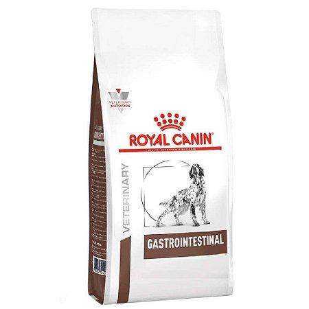 Ração Royal Canin Veterinary Diet Cães Gastrointestinal 10,1kg
