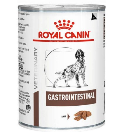 Ração Úmida Royal Canin Veterinary Diet Cão Gastrointestinal 400g