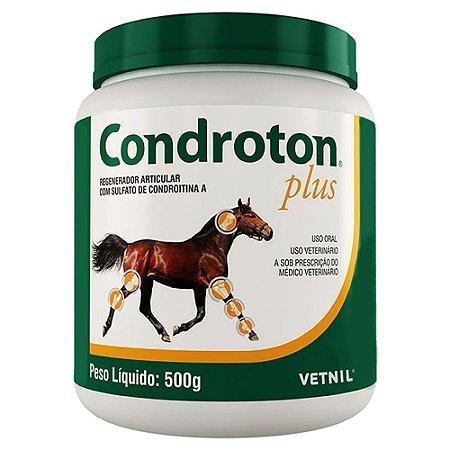 Suplemento Condroton Plus 500g - Vetnil