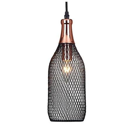 Pendente Copper 11cmX183cm Bella Iluminação - XN004