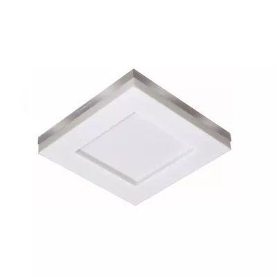 Luminária LED 9W sobrepor Branco Asturias 3000k Tualux