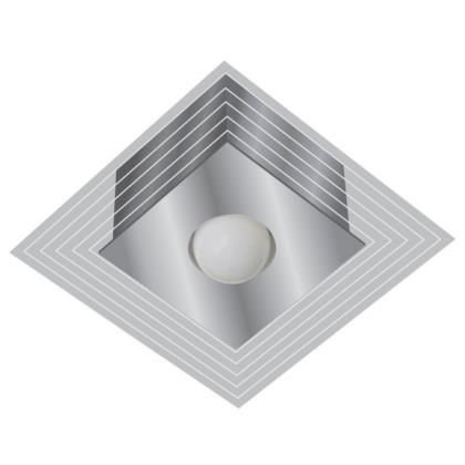 Luminária de Sobrepor Monaco p/ 1 Lâmp. Tualux