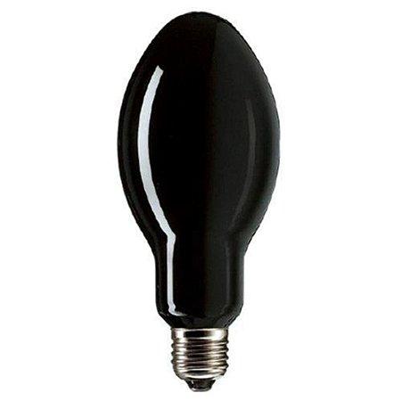 Lâmpada Vapor de Mércurio Ovóide Luz Negra 250W - GMH