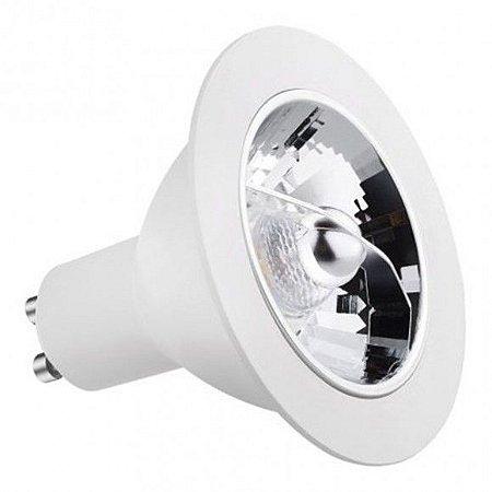 Lâmpada Refletora AR70 8W 2700K GU10 - Save Energy
