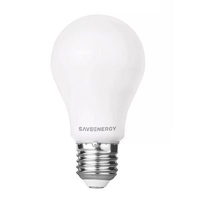 Lâmpada LED Bulbo 4,8W 6500K - Save Energy