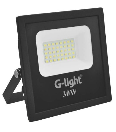 Refletor Slim LED 30W 6500k G-Light